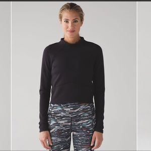 Lululemon Hill And Valley Mock Neck long sleeve, 4